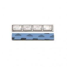 Грузик штампованный стандартный Clipper 0065 грузовой