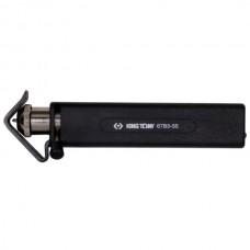 Стриппер для снятия изоляции из ПВХ или резины 6-45 мм KING TONY 67B3-55