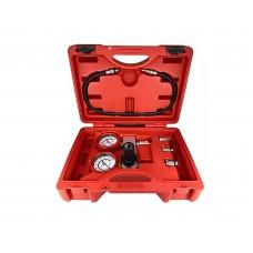 Манометры для проверки ЦПГ бензиновых двигателей, кейс, 6 предметов МАСТАК 120-60006C