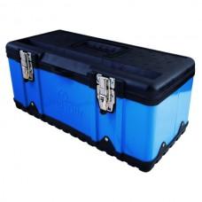 Ящик инструментальный, 470x238x203 мм, 2 отсека, полипропилен/сталь KING TONY 87A08