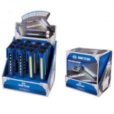Набор фонарей в виде ручки, серий 79831, 79832, 12 предметов, картонная подставка KING TONY 79830CQ