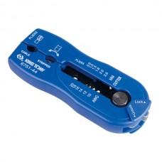 Стриппер многофункциональный для зачистки и резки провода KING TONY 6751-44