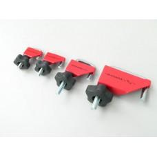 Набор зажимов для шлангов винтовых, 4 предмета МАСТАК 109-60004