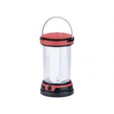 Фонарь кемпинговый, 3+4 LED, 3хАА, 2 режима свечения Stern