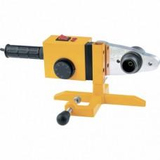 Аппарат для сварки пластиковых труб DWP-1500, 1500Вт, 260-300 град. компл насадок, 20-63 мм DENZEL