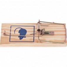 Крысоловка деревянная Сибртех 175*83*10 мм, усиленная