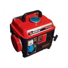 Генератор бензиновый, 0,7–0,8 кВт, 220В/50Гц, 12 В/DC, ручн. пуск MATRIX