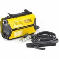 Аппарат инвертор. дуговой сварки DS-160 Compact, 160 А, ПВ 70%, диам.эл. 1, 6-3, 2 мм DENZEL