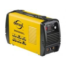 Аппарат инверторный дуговой сварки ММА-180,180 А, ПВР 60%, D 1,6-5 мм Denzel