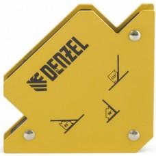 Фиксатор магнитный для сварочных работ усилие 25 LB Denzel
