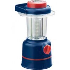 Фонарь кемпинговый, светодиодный, с регулятором яркости, пластиковый корпус, 16 LED, 3хАА Stern