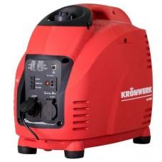 Генератор инверторный KRONWERK LK 2500i, 2,5 кВт, 220В, бак 5,7 л, ручной старт