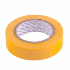 Изолента ПВХ MATRIX 88773  15 мм х 10 м, жёлтая, 150 мкм