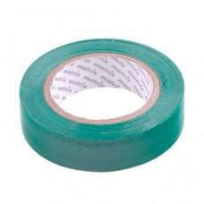 Изолента ПВХ MATRIX 88774  15 мм х 10 м, зелёная, 150 мкм