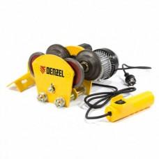 Каретка электрическая для тельфера T-1000, 1 т, 540 Вт   DENZEL
