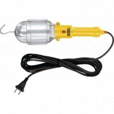 Лампа переносная 60 W, кабель 5 метров  Denzel