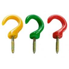 Набор крючков SPARTA 419205 Разноцветный