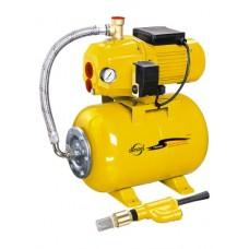 Насосная станция эжекторная PSD800C 800 Вт, 2400 л/ч, ресивер 24 л, всасывание 20 м Denzel 97212