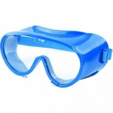 Очки защитные закрытого типа, герметичные, поликарбонат СибрТех 89162