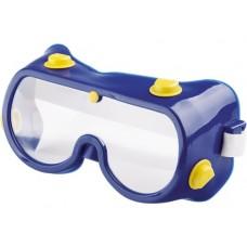 Очки защитные закрытого типа с непрямой вентиляцией, поликарбонат СибрТех 89160