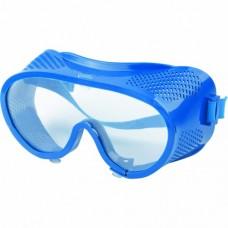 Очки защитные закрытого типа с прямой вентиляцией, поликарбонат СибрТех 89161