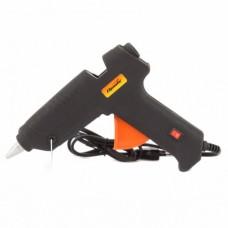 Сетевой клеевой пистолет СПАРТА с выкл 12 мм в кейсе 93033
