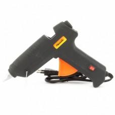 Сетевой клеевой пистолет СПАРТА с выкл 12 мм в кейсе 93034