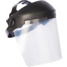Защитный лицевой щиток с экраном из полистирола ЗУБР НБТ-01.У1 11084 270х200 мм
