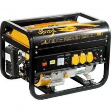Генератор газ/бензин DG2500, 2 кВт, 220В/50Гц, ручной пуск DENZEL
