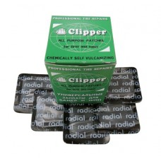 Заплаты универсальные 55*55мм CLIPPER H408