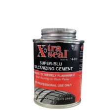Клей-цемент синий, усиленный 236 мл. X-TRA SEAL 14-511