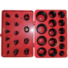 Набор резиновых уплотнительных прокладок D 7 - 53мм (404 предм.) 48102