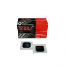 Набор заплат универсальных 40х40мм (50 шт) X-TRA SEAL 11-307