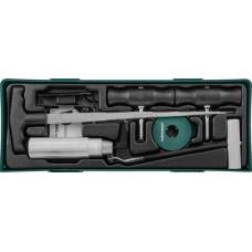 AB10001SP Комплект для демонтажа лобовых стекол, ложемент