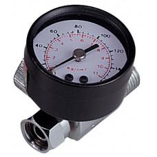 "ACC-3806R Регулятор воздуха с манометром для ""Краскопульта"""