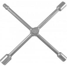 """AG010098 Ключ баллонный крестообразный 17х19х21x1/2""""DR, 360 мм"""