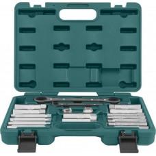 AL010073 Набор приспособлений для демонтажа гаек штоков амортизаторов