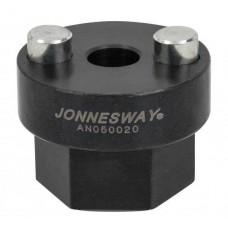 AN050020 Радиусная торцевая головка для пальца рессоры передней подвески грузовых а/м VOLVO