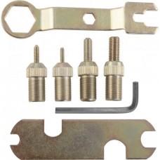 JAT-1035 Заклепочник гидропневматический для резьбовых заклепок, М4-10