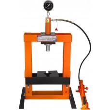 Пресс гидравлический напольный Ombra OHT611M