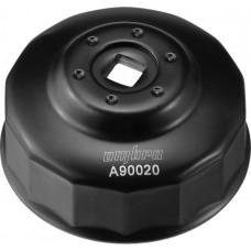 """A90020 Съемник масляных фильтров """"чашка"""" 14-граней, O-68 мм"""