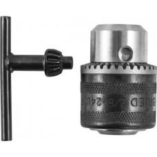 RKS31018 Патрон трехкулачковый с ключом в сборе для дрели пневматическойRAD1018