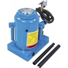 Бутылочный домкрат пневмогидравлический на 50 тонн, SD2004, синий, СТАНКОИМПОРТ